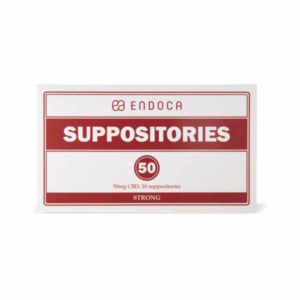 CBD suppositories-50mg-cannabidiol
